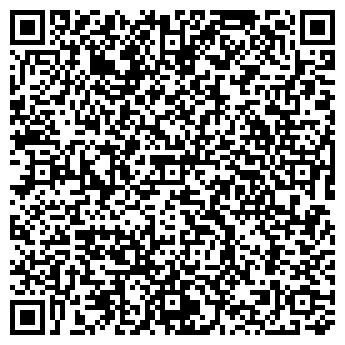 QR-код с контактной информацией организации Метер-СВ, ООО
