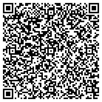QR-код с контактной информацией организации Геодезия, Компания