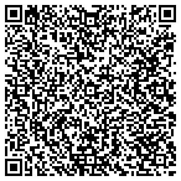 QR-код с контактной информацией организации Квартал Архитектурная студия, ООО