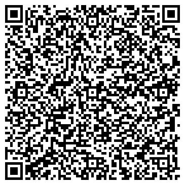QR-код с контактной информацией организации Будпроект, ООО