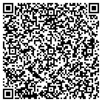 QR-код с контактной информацией организации Атлантис К, ООО