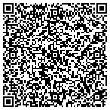 QR-код с контактной информацией организации ИНТЕРЬЕР САФРОНОВА Н. В.