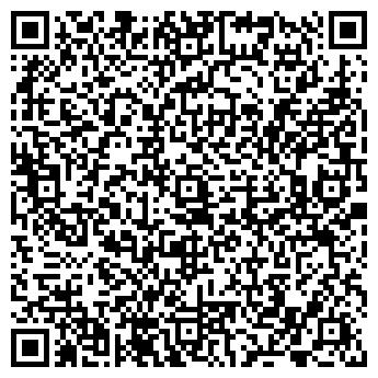 QR-код с контактной информацией организации Надувные ангары, ИП