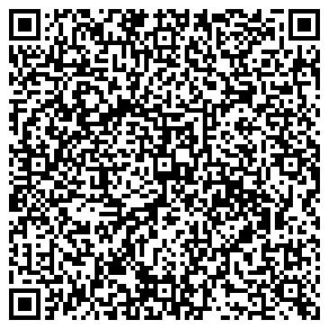 QR-код с контактной информацией организации АТЛАС МИР ПЛИТКИ И ОТДЕЛОЧНЫХ МАТЕРИАЛОВ