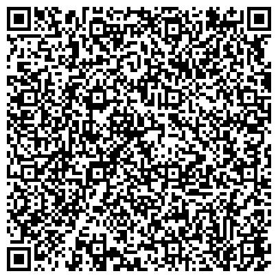 QR-код с контактной информацией организации Каспий пром строй недвижимость, Компания