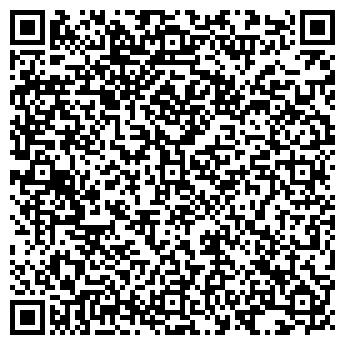 QR-код с контактной информацией организации ФЛП Максим