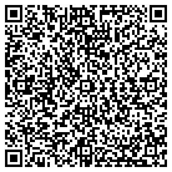 QR-код с контактной информацией организации Кривых, ИП