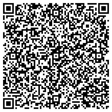 QR-код с контактной информацией организации Кудрявцев, ИП
