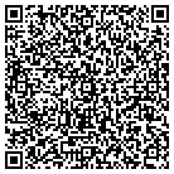 QR-код с контактной информацией организации Геокарт, УП