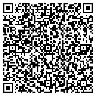 QR-код с контактной информацией организации ЗАО МИТОНН