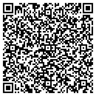 QR-код с контактной информацией организации УП Профстройбай