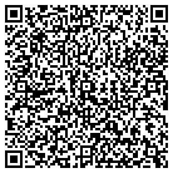 QR-код с контактной информацией организации ИП Родиков М.А.