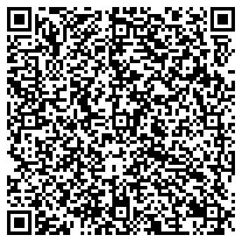 QR-код с контактной информацией организации ООО PostScriptum