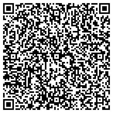 QR-код с контактной информацией организации ИП Благоустройство и озеленение участка