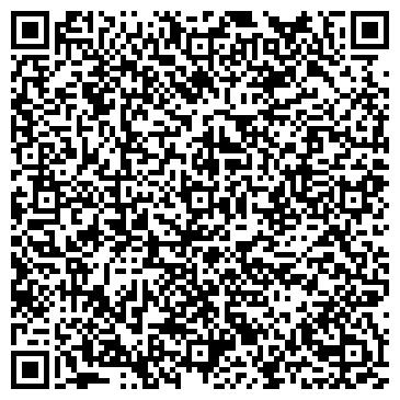 QR-код с контактной информацией организации Субъект предпринимательской деятельности ИП Исаев Михаил Александрович