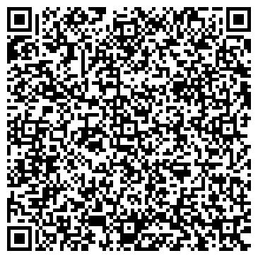 QR-код с контактной информацией организации ЧСТУП «Пруды и фонтаны»