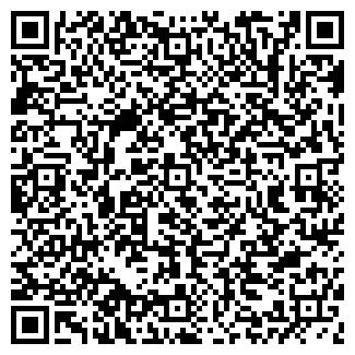 QR-код с контактной информацией организации ГАЛОГЕН, ООО