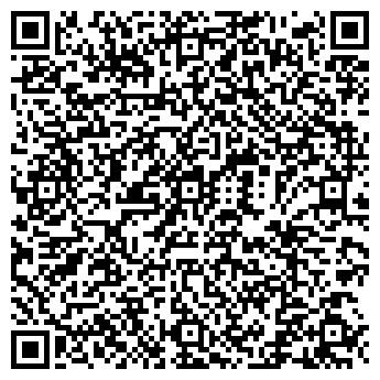 QR-код с контактной информацией организации ИП Савин А.В.