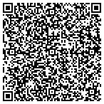 QR-код с контактной информацией организации ТОО «Теплокомфорт»