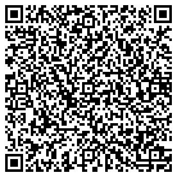 QR-код с контактной информацией организации ИП «SaunaPROF»