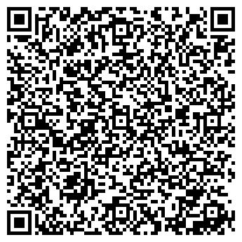 QR-код с контактной информацией организации ООО ИНВЕСТБУД