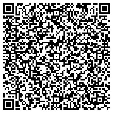 QR-код с контактной информацией организации Субъект предпринимательской деятельности ФОП Евгений Николаевич Рогач