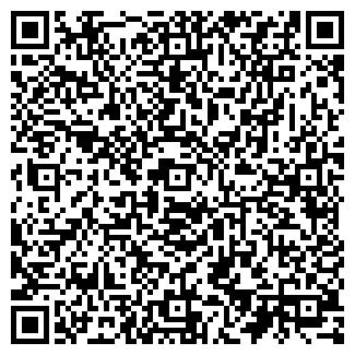 QR-код с контактной информацией организации ООО Теплис