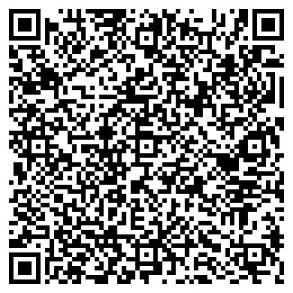 QR-код с контактной информацией организации fishera