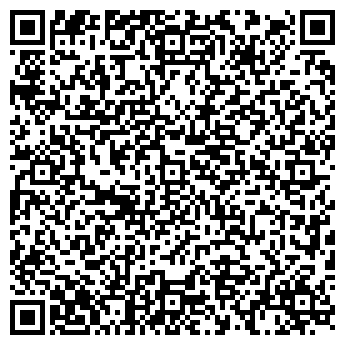 QR-код с контактной информацией организации ЧФ Б.А.Т.