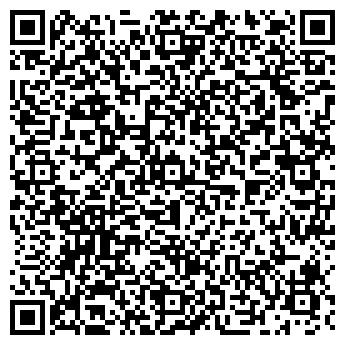 QR-код с контактной информацией организации флп короткий а с