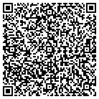 QR-код с контактной информацией организации Петрик, СПД