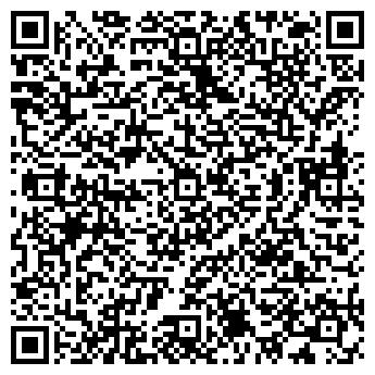 QR-код с контактной информацией организации Голубой Кит, ЧП