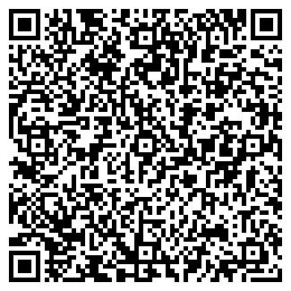 QR-код с контактной информацией организации ООО ФРИКТЕРМ