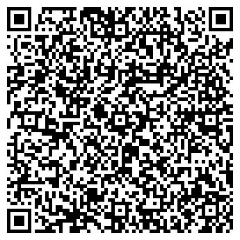 QR-код с контактной информацией организации Оконный мир, Компания