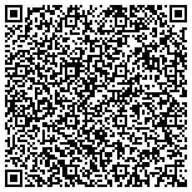 QR-код с контактной информацией организации Металлопластиковые окна и двери, Компания