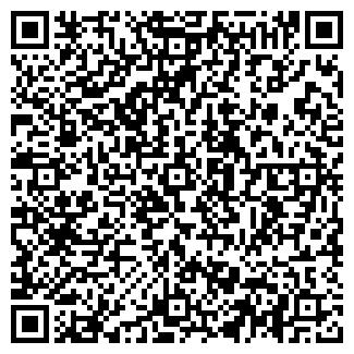 QR-код с контактной информацией организации КИП СЕРВИС