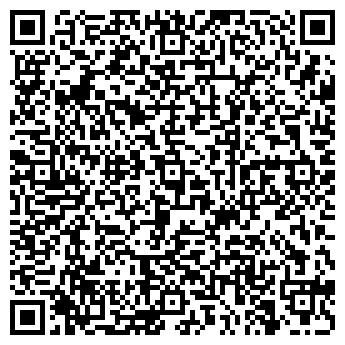 QR-код с контактной информацией организации Общество с ограниченной ответственностью Магазин Проектов