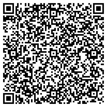 QR-код с контактной информацией организации Дім паркету