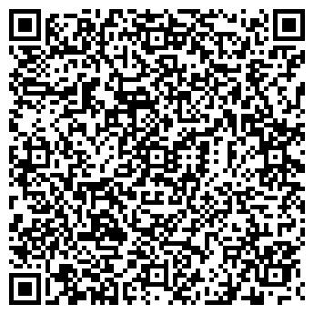 QR-код с контактной информацией организации Субъект предпринимательской деятельности СПД Хаталах О.Ю.