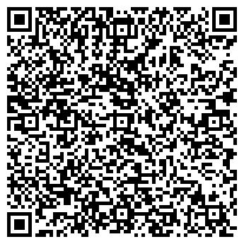 QR-код с контактной информацией организации ПУ № 61 ТОРГОВОЕ