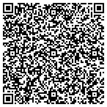 QR-код с контактной информацией организации ЛьвовБурВодГеология, ЧП