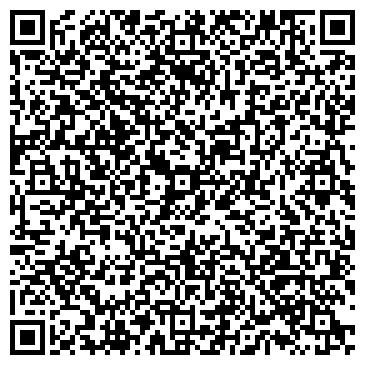QR-код с контактной информацией организации РУСИНКА ДЕТСКО-ЮНОШЕСКИЙ ЦЕНТР МОУ КОРПУС № 1