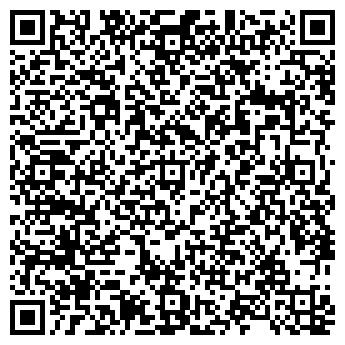 QR-код с контактной информацией организации Черный, ЧП