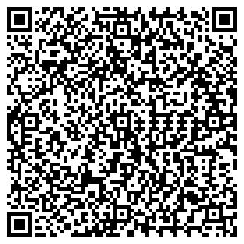 QR-код с контактной информацией организации Будрест, ООО