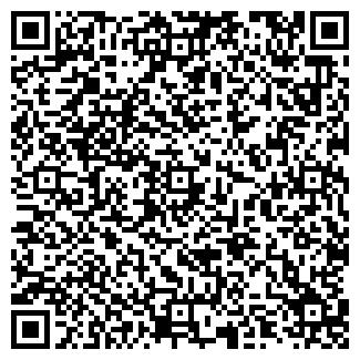 QR-код с контактной информацией организации MAGIC SCREEN