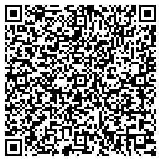 QR-код с контактной информацией организации Приор, ООО