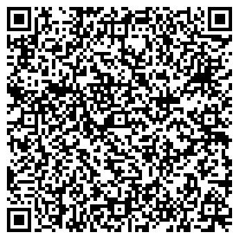 QR-код с контактной информацией организации АБМ-сервис, ООО