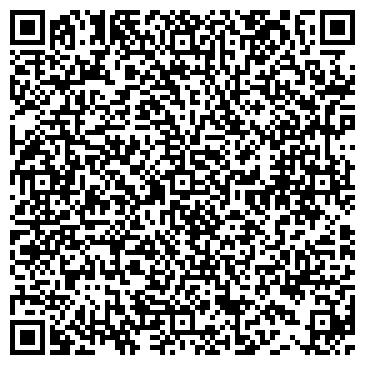 QR-код с контактной информацией организации Зеленая терраса, ЖСК