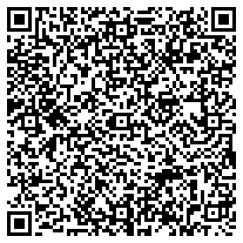 QR-код с контактной информацией организации БК Лидер, ООО