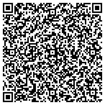 QR-код с контактной информацией организации Альянс, ПК